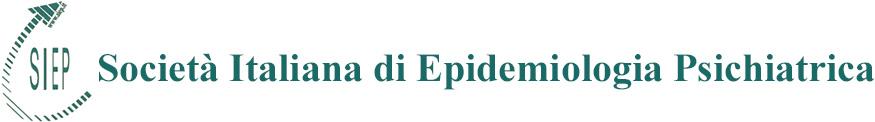 SIEP – Società Italiana di Epidemiologia Psichiatrica Logo