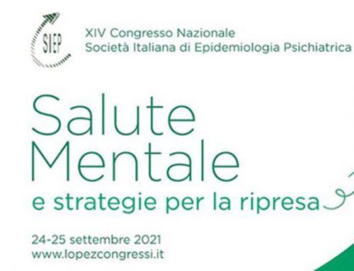 XIV Congresso SIEP – Salute Mentale e strategie per la Ripresa