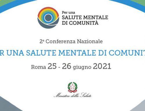 2a Conferenza Nazionale Salute Mentale